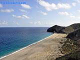 Playa de los Muertos, Cabo de Gata